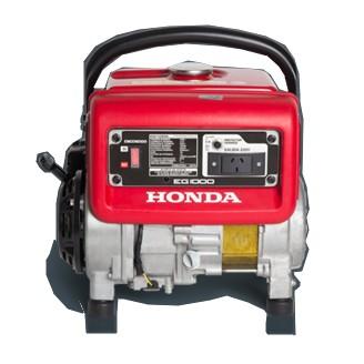 Generador Honda Eg1000 1 Kva 1.6 Hp