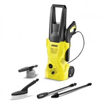 Hidrolavadora Karcher K2 + kit para autos