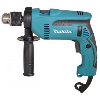 Taladro Makita 13 Mm Hp1640 680 Watts Percutor Martillo