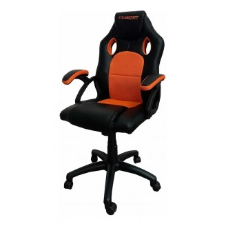 Silla Gamer Lusqtoff Sillon Gaming Play Pc Ruedas Oficina
