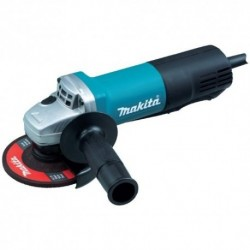 Amoladora Angular Makita 115mm 840w Mod 9557hpg