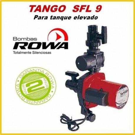 Bomba Presurizadora Rowa Tango Sfl 9 hasta 2 baños!