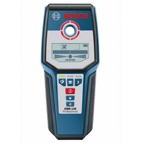 Detector Digital Bosch Gms 120 Metales Cables Madera